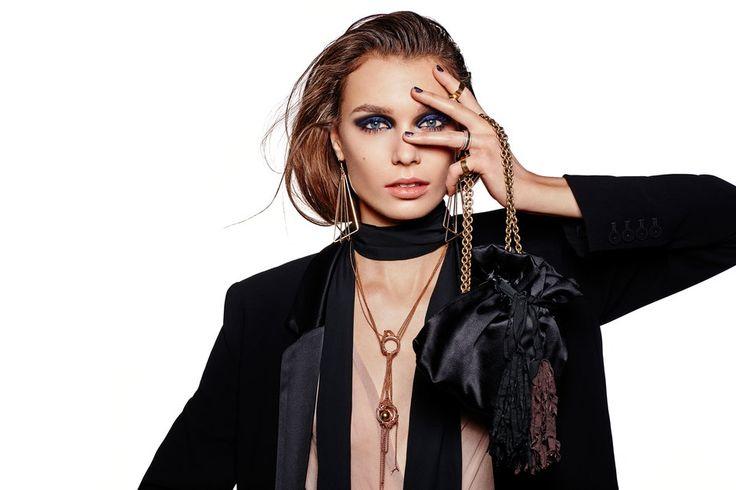 Makijaże, biżuteria i dodatki na Sylwestra