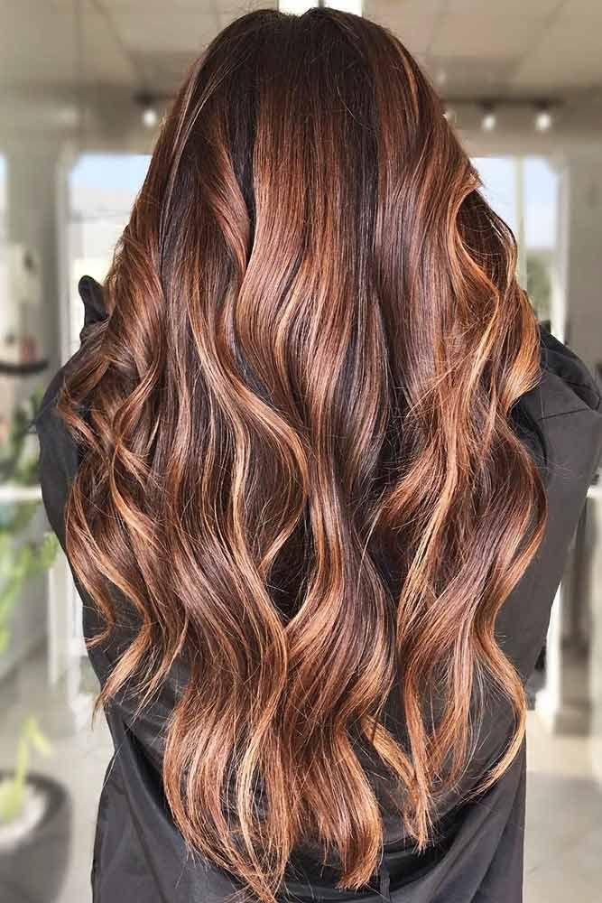 35 Flirty And Effortless Ways To Rock Golden Brown Hair Chestnut Hair Color Brunette Hair Color Chestnut Hair