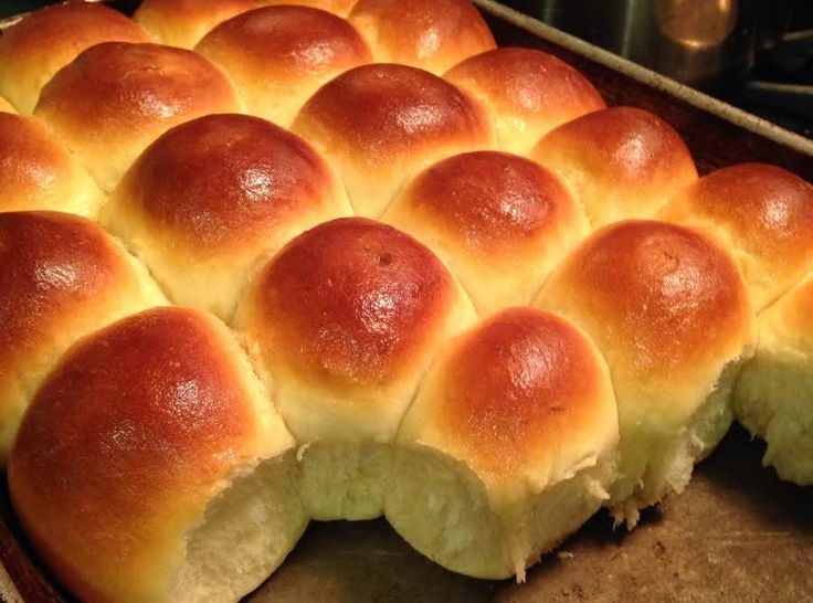 The Best Sweet Yeast Roll Dough I Have Ever Found #justapinchrecipes #rollrecipe #ThanksgivingRecipes #ThanksgivingDinner
