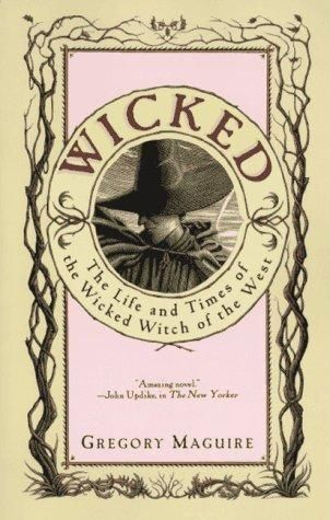 Wicked!! Wicked!! Wicked!!-really?? I'll have to read this one!