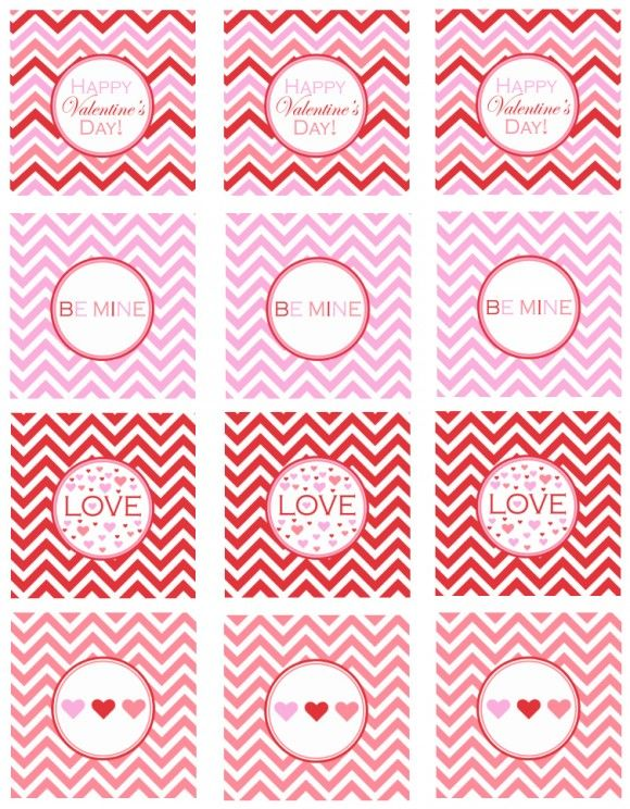 MORE FREE Valentine's Day Printables from our Readers | Catch My Party