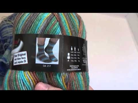 Вязание за стеклом. Вязание в кустах_1: выбор пряжи