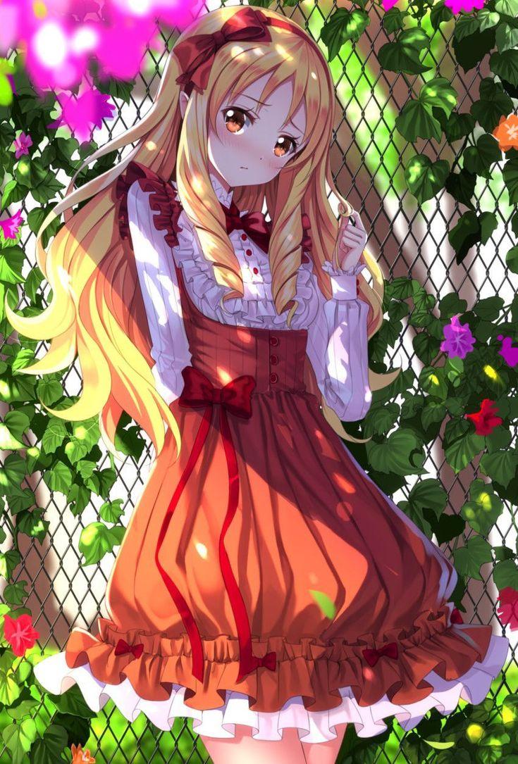 #anime art - Anime Girl