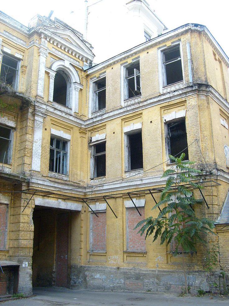 15-a Yaroslaviv Val, Kiev (Sikorsky House) - Igor Sikorsky - Wikipedia, the free encyclopedia