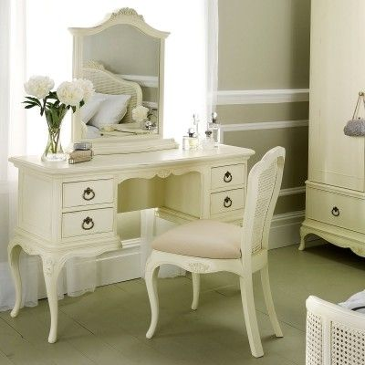 High Quality Bedroom Furniture Ivory