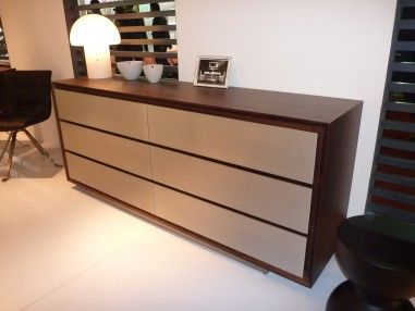 SCB3288 American Walnut Buffet. Available in 3 different tint colours; light, medium (as in image) and dark.
