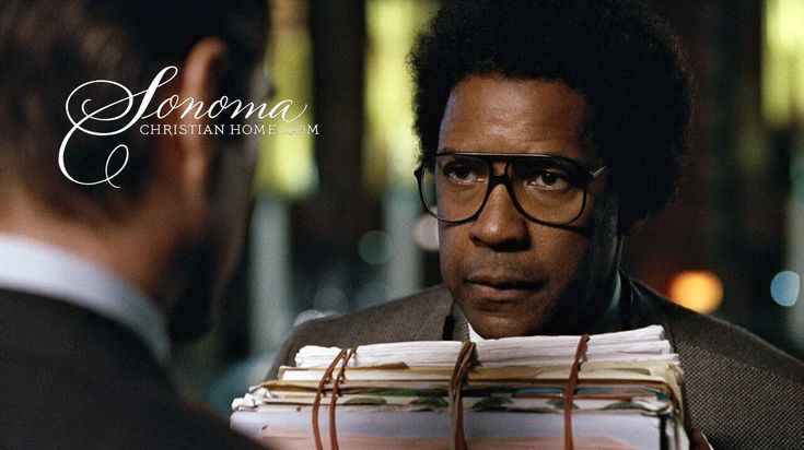 Denzel Washington Reflects the Love of Christ in 'Roman Israel' - Sonoma Christian Home - Denzel Washington reflects the love of Christ in new movie 'Roman J. Israel, Esq.' out Thanksgiving. The award-winning actor portrays an activist lawyer.