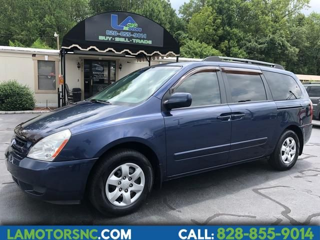 Used 2008 Kia Sedona Lx For Sale In Hickory Nc 28601 La Motors Kia Sedona Cheap Cars For Sale Kia