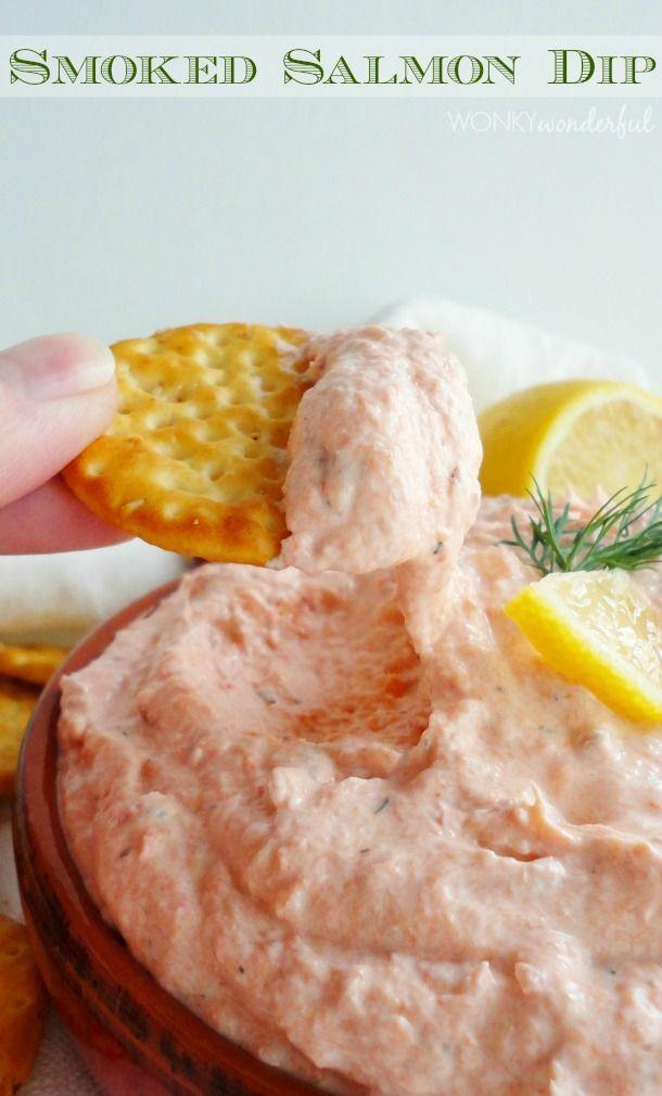 Best 25 smoked salmon dip ideas on pinterest smoked for Smoked fish spread