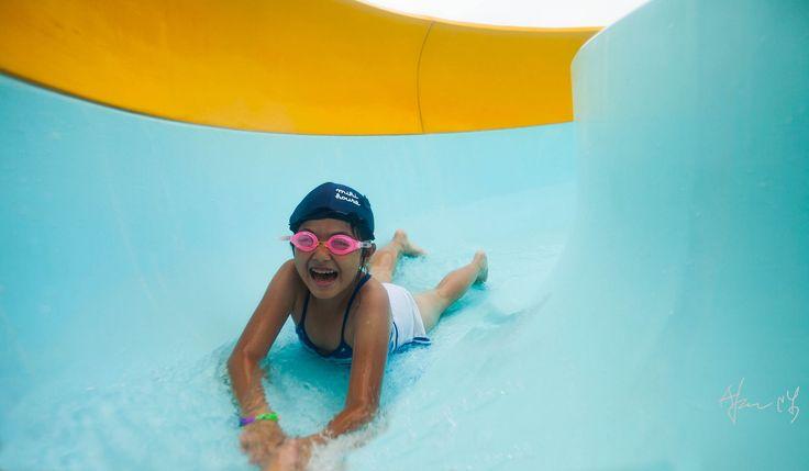 https://flic.kr/p/vMtBcm | 夏天就是要玩水啊~ 不然要幹嘛!? | 我想拍的是當下這一刻屬於你的快樂童年。