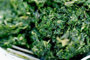 Сливочно-шпинатный соус