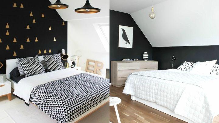 ◾◽ ¿Quién dijo que el Blanco y Negro es aburrido? ◾◽ ¡Atrévete a decorar las estancias de tu hogar con la máxima 'menos es más'! #Deco #PinturaEcológica #EcoDeco #Ecoccel #EcoPaint #Walls #Home #Inspiration #EcoLife #Paints #DecoLovers #Decoration