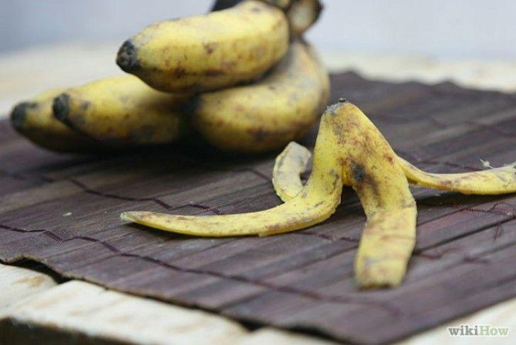 Wat Kun Je Doen Met Een Bananenschil? Hier Zijn 17 Toepassingen Die Je Niet Had Verwacht! - BekijkDezeVideo.nl