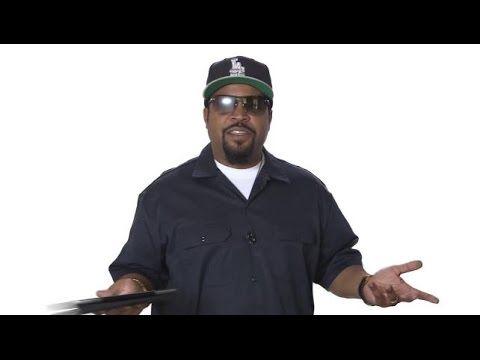 "Vanity Fair: Ice Cube Responds to Rap Genius Interpretations of ""Straight Outta Compton"""