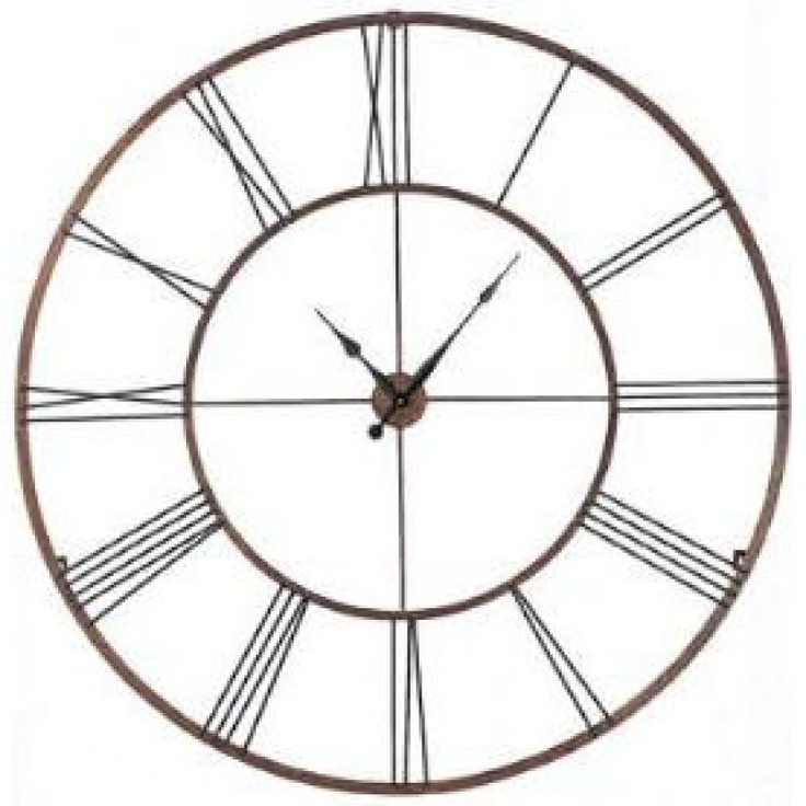 17 best images about clocks on pinterest rusted metal wall clock kits and large digital clock - Extra large digital wall clock ...