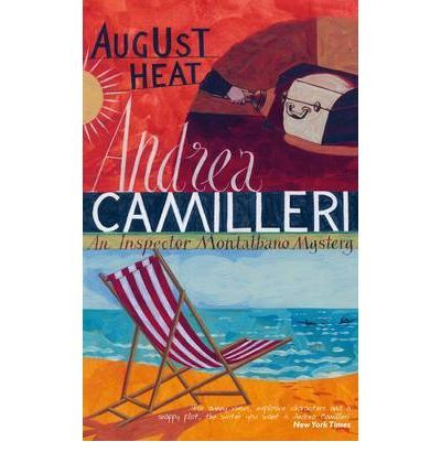 August Heat - 10th book in the series