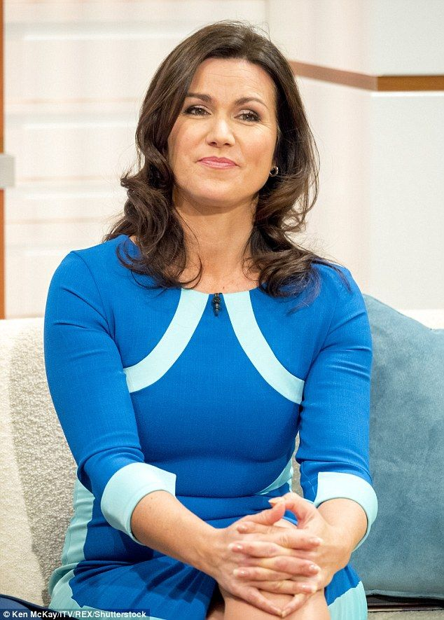 Good Night Britain? Susanna Reid sent Good Morning Britain into panic on Thursday, when she almost missed it after oversleeping