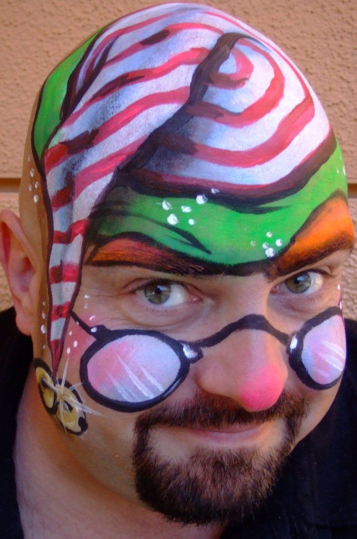 Google Image Result for http://th03.deviantart.net/fs70/PRE/i/2011/049/5/5/elf_face_painting_by_collinsbruce-d39vddk.jpg