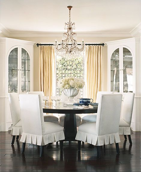 Dining Room Love The Chandelier And The Light Bright