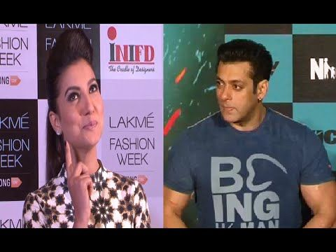 Gauhar Khan - I will definitely watch Salman Khan's KICK movie.