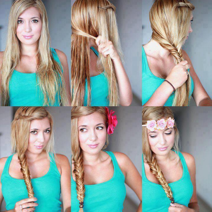 10 best hippie hair styles images on Pinterest | Hippie hair ...