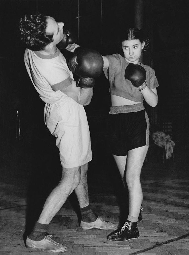 "Barbara ""Mighty Atom of the Ring"" Buttrick was called an ""insult to womanhood"" when she became one of world's first professional female boxers. The fearless 87 year old reflects on her groundbreaking career."