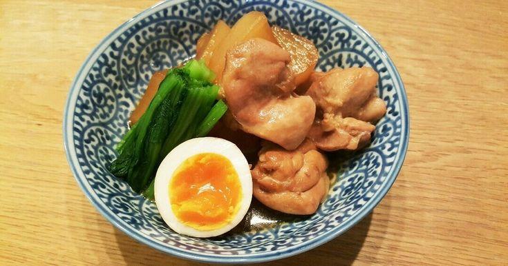 子供も大好き♡鶏肉と大根の煮物 by haru☆kaka [クックパッド] 簡単おいしいみんなのレシピが251万品