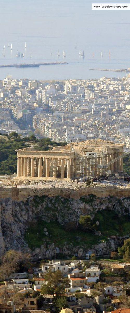 GREECE CHANNEL | Acropolis, Athens