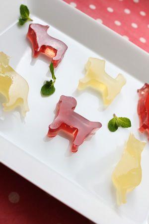chococoこと友香さんの『簡単お菓子のレシピとラッピングの方法』「カラフルグミ」   お菓子・パンのレシピや作り方【corecle*コレクル】
