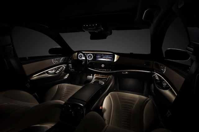 watch out bentley and rolls royce here comes the 2014 mercedes benz s class interior