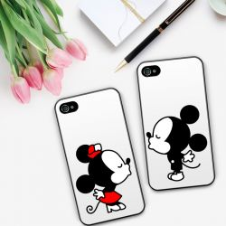 Lovers hoesje - Micky Minnie