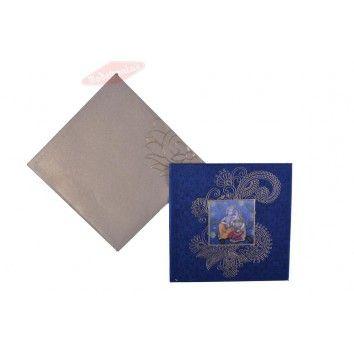 3D Krishna Card