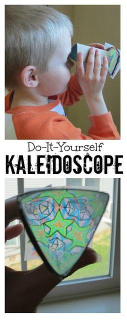 Relentlessly Fun, Deceptively Educational: DIY Kaleidoscope