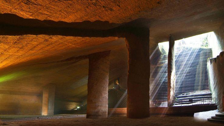 """As """"Cavernas de Longyou"""" – com mais ou menos 2 000 anos de idade – são um grupo de cavernas subterrâneas antigas extremamente extensas. Segundo os pesquisadores, eles foram …"""