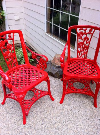 25+ Unique Painted Outdoor Furniture Ideas On Pinterest | Chair Tips For Outdoor  Furniture, Painted Patio Table And Painted Outdoor Decks