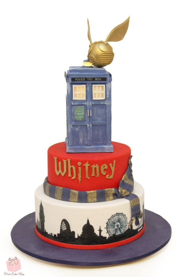 harry potter doctor who wedding cake 17 best ideas about doctor who cakes on doctor 15098
