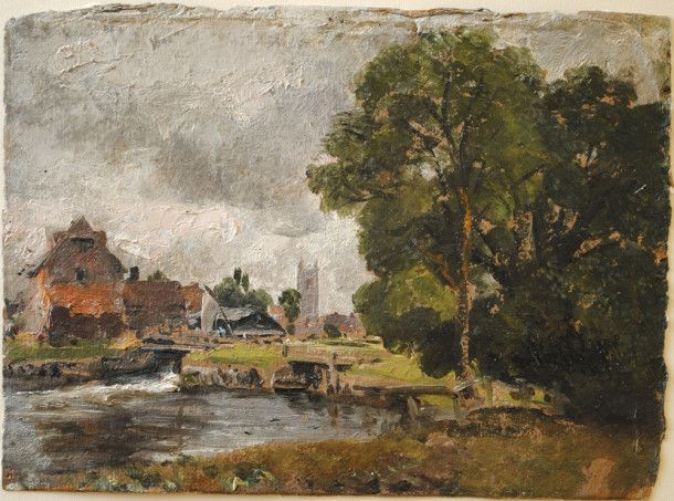 498 Best Images About John Constable On Pinterest
