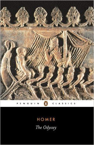 The Odyssey (Penguin Classics) (9780140449112)  Homer, H. Rieu, E. V. Rieu, Peter Jones  Book