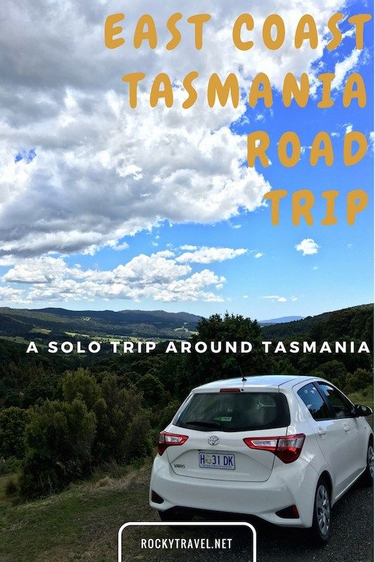 An amazing road trip across the most scenic driving itinerary of East Coast Tasmania.