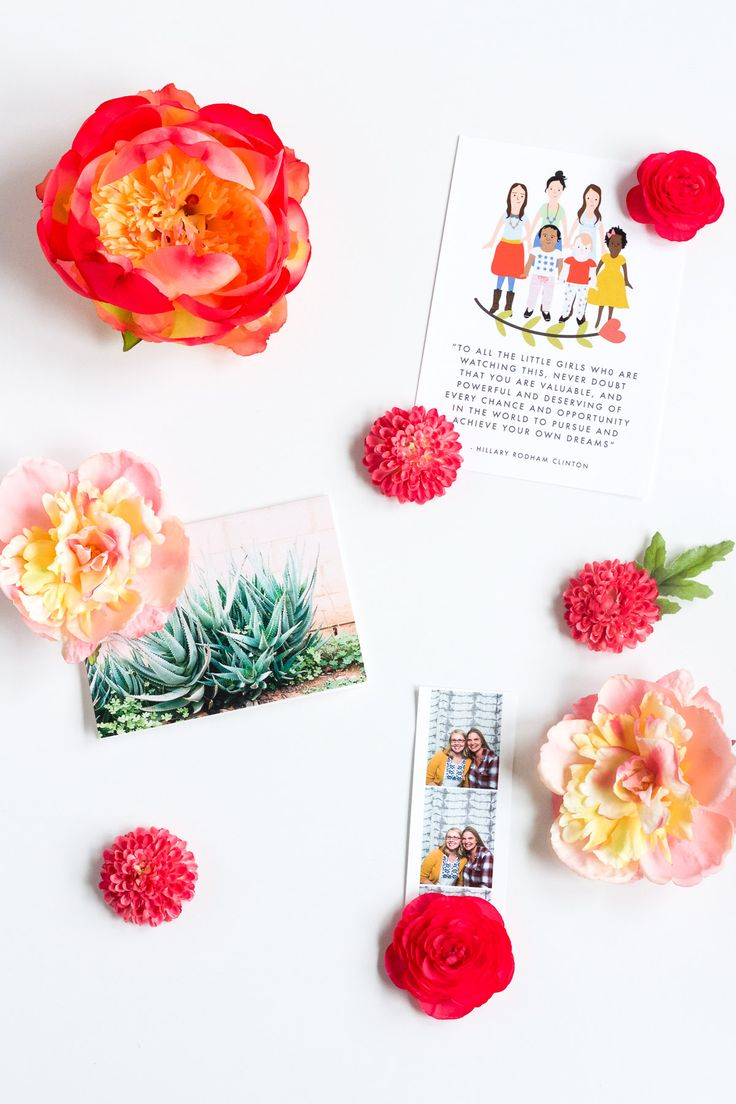 DIY Spring Flower Magnets | You can make this easy project to dress up your office in under an hour! Thanks @joannstores for the supplies! #sponsored