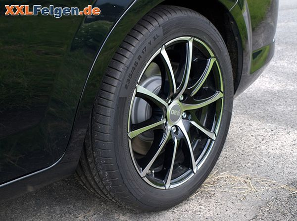 DBV Tropez Felgen und Reifen für Ihren Ford Mondeo online