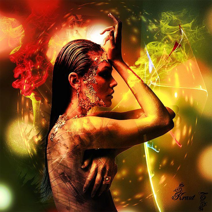 В каждом своя вселенная вертится в обе стороны… В ком-то танцуют демоны, им подпевают вороны… В ком-то добро с доверием искренне улыбается… Зла и добра империя где-то внутри рождается… Если в часы отчаянья сердце шипами колется, Лучше тогда заранее мысленно успокоиться… И не бросаться фразами, не упрекать, не жалиться… Небо блеснёт алмазами, если от зла избавиться… В каждом душа цветущая, светлая и открытая, Счастье к себе зовущая… Жизнью, порою, битая… Нужно смотреть внимательно… Души такие…