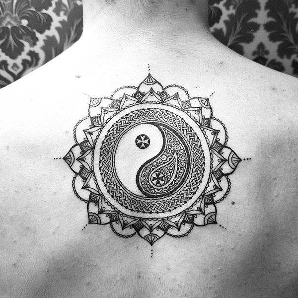 1000+ ideas about Yin Yang Tattoos on Pinterest | Henna drawings ...