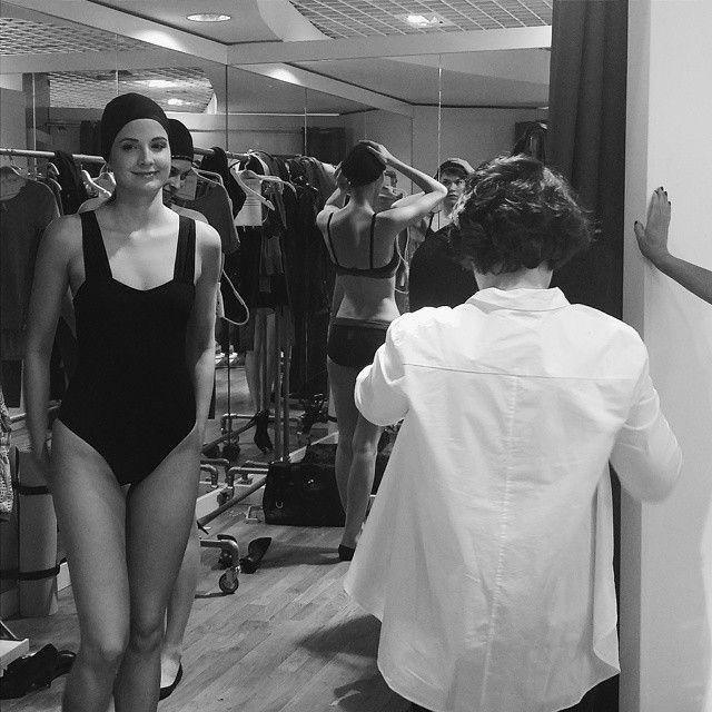 Il y a tout juste 1 mois dans les coulisses du défilé CARDO Paris lors de l'inauguration de l'espace #FashionSport des @galerieslafayette ! Reconnaissez-vous le CARDOTUX et le CARDO2 ?