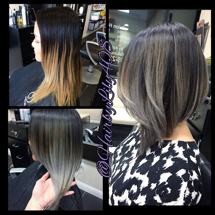 grey balayage , Google Search