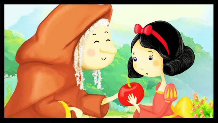 French Snow White - Blanche Neige et les sept nains - Conte sonore