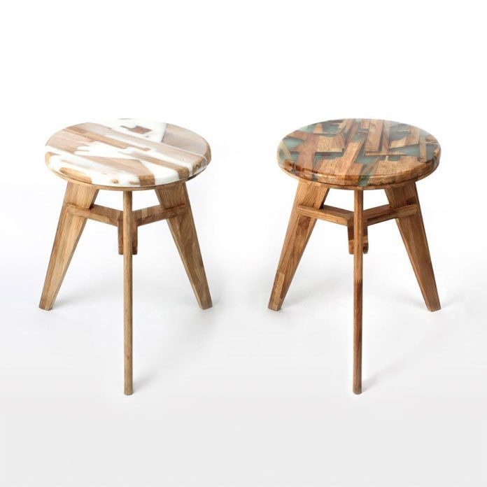 Eco Friendly Furniture Made From Offcuts