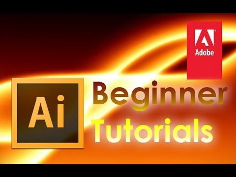Create your first design artwork with Adobe Illustrator CS6!! Beginner Tutorial - Basic Tools - Getting started. Easy step, one-by-one! **Check the video description for the quick index of the tutorial**