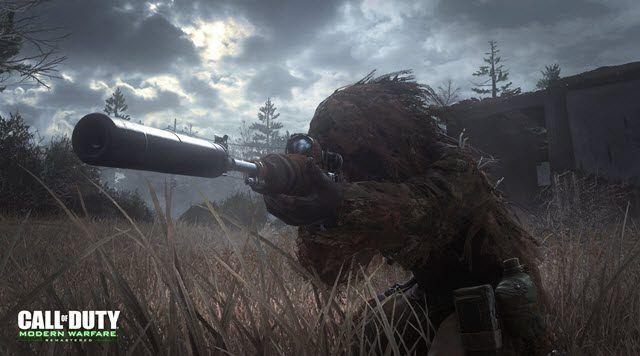 Call Of Duty: Modern Warfare Remasterizado llegará esta semana a Xbox One