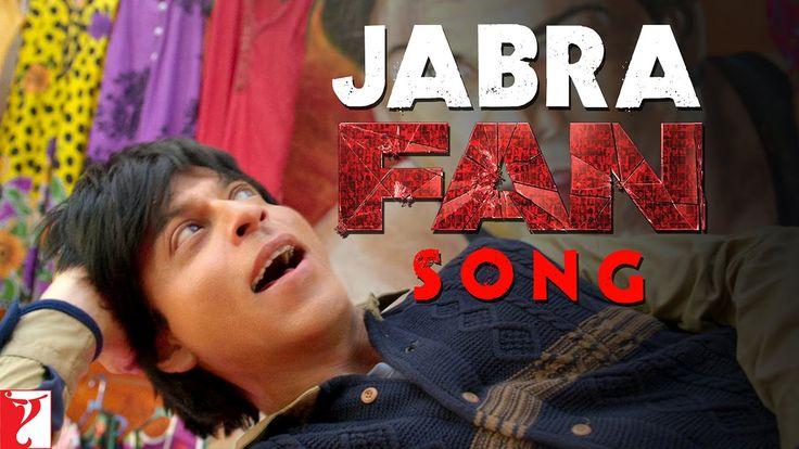 Jabra FAN Anthem Song   Shah Rukh Khan   #FanAnthem   In Cinemas April 15